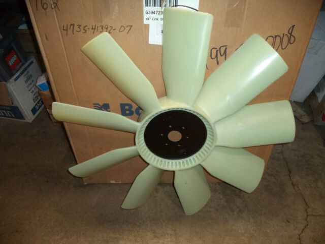 American Cooling fits JLG 9 Blade Clockwise FAN Part#8272031