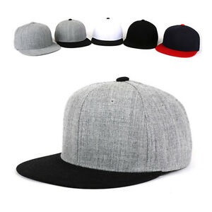 5ace15204e7 XL~2XL XXL 60~63Cm Unisex Mens Solid Color Plain Baseball Cap ...