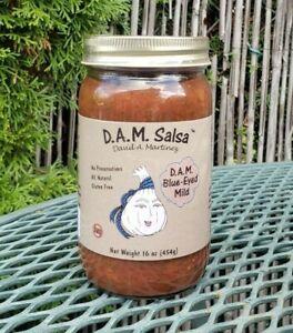 D-A-M-Mild-Salsa