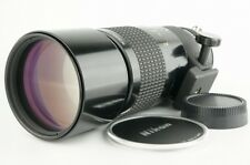 "Nikon Ai-s ais Nikkor 300mm f/4.5 manual focus lens From Japan ""Exc+++"" *0686"