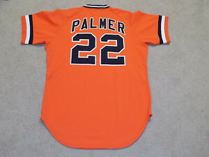 Details about Jim Palmer Signed Game Jersey Baltimore Orioles HOF