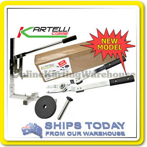 GO-KART-TYRE-BEAD-BREAKER-and-TYRE-CHANGING-TOOL-COMPLETE-KIT-easy-to-use-NEW