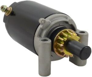 New Starter for Toro MZ17H 2006 Kohler 18HP 12-098-22-S