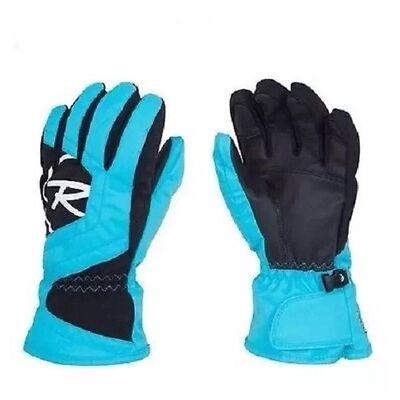Rossignol Junior Boys Ski Gloves Blue Junior 16 (15-16 Years)