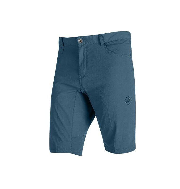 Mammut Runbold Light Men's Shorts, orion, lightweight Outdoor Shorts - elastic