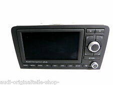 Audi A3 S3 RS3 RNS-E PU LED Navigation system 8P0035193B MEDIA DVD RNSE-PU