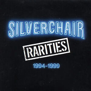 SILVERCHAIR-Rarities-1994-1999-CD-BRAND-NEW