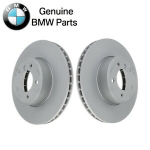 For BMW E60 E61 5-Series Set of 2 Front /& 2 Rear Vented Disc Brake Rotors Kit