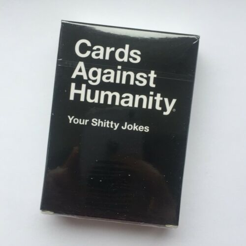 Your Shitty Jokes Pack Expansion Cards Against Humanity Custom Blank Deck