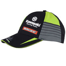 3a49e6b9139 023KRM0030 Genuine Kawasaki 2019 Official World SBK KRT Baseball Cap   Hat