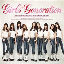 Girls' Generation - [Gee] 1st Mini Album CD+Photo Book Sealed K-Pop SNSD