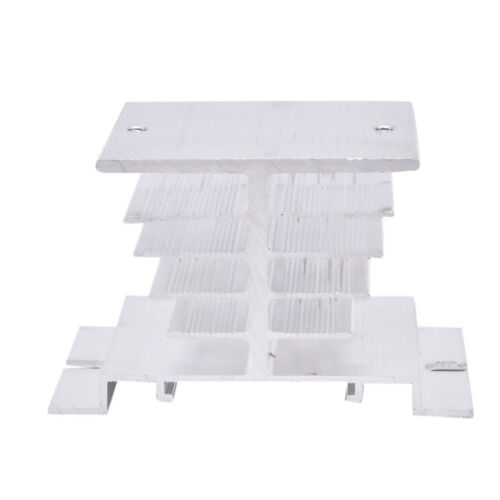Aluminum Heat Sink SSR Solid State Relay Small Heat Dissipation H* ZJA