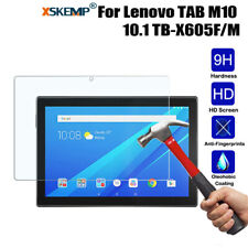 2x KHAOS Tempered Glass Screen Protector for Lenovo Tab M10 10.1 TB-X605F