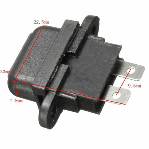 30A 32V Car Fuse Holder Truck Circuit Electrical Standard Block Kit Replacements