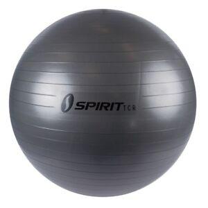 spirit gymnastikball 75 sitzball fitnessball yogaball b rostuhl ball pumpe ebay. Black Bedroom Furniture Sets. Home Design Ideas