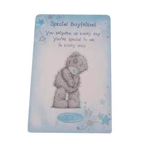 Boyfriend Mini Friendship cards Me to You Tatty Teddy