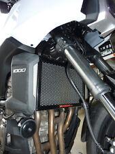 Kawasaki Versys 1000 2012 - 2016 RadGuards Radiator Guard Grill Mesh Black
