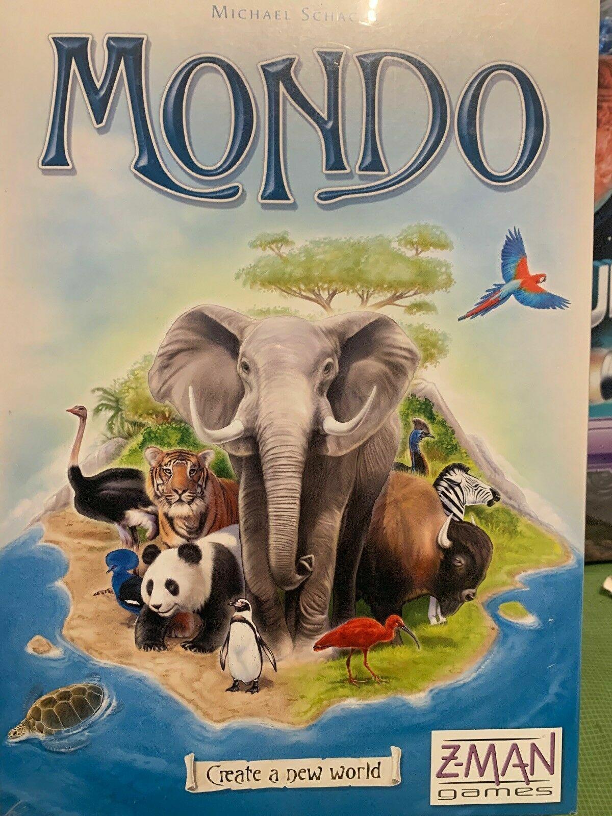 Mondo Board Game - NEW SEALED