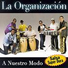 A Nuestro Modo * by Organiz (CD, Jul-2007, Sony BMG)