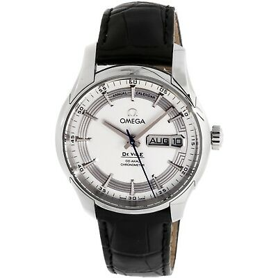 Brand New Omega DeVille Hour Vision Men's Automatic Watch 43133412202001