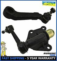 2 Pcs Kit Front Idler & Pitman Arm Toyota Hilux Runner T100 Pickup
