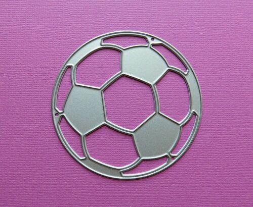 ballon matrice de coupe foot football Die cutting soccer