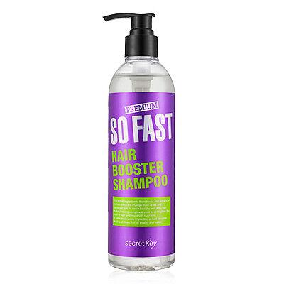 [SECRET KEY] Premium So Fast Hair Booster Shampoo 360ml /Scalp & hair caring