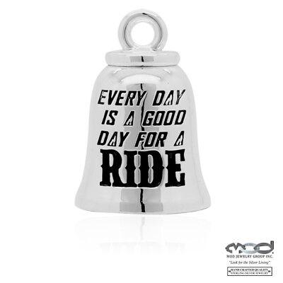 """Harley Davidson HD Riding Bell Glücksglocke Ridebell /""""Willie G Skull /& Tribal/"""""""