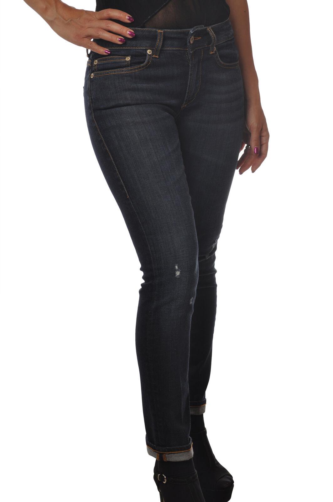Dondup - Jeans-Pants-slim fit - Woman - Denim - 5390207C195111