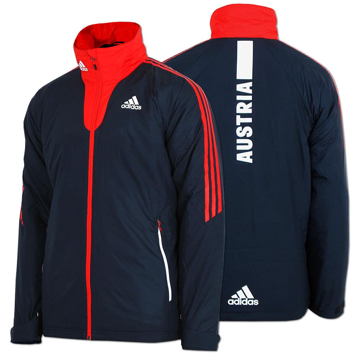 Adidas Herren Cross-Country Universal Jacke Team Austria Olympia Österreich ÖSV