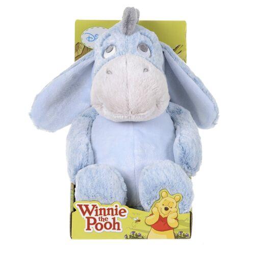 "12/"" Winnie the Pooh Snuggletime Eeyore Soft Toy"