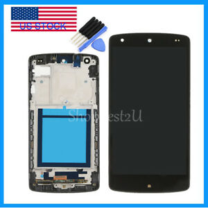 For-LG-Google-Nexus-5-D820-D821-LCD-Touch-Screen-Digitizer-Display-W-Frame-Tools