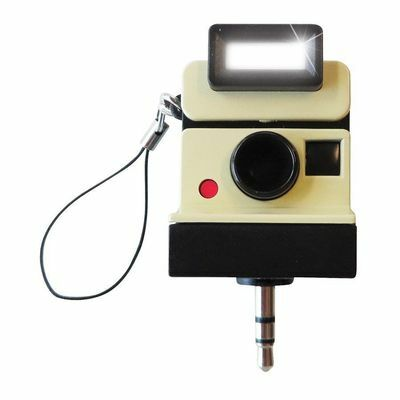 SNAP! Selfie Light & Splitter - Polaroid Camera Design