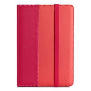 Slightly-Blemished-Belkin-PU-Leather-Portfolio-Sleeve-for-iPad-Mini-1-3-Pink