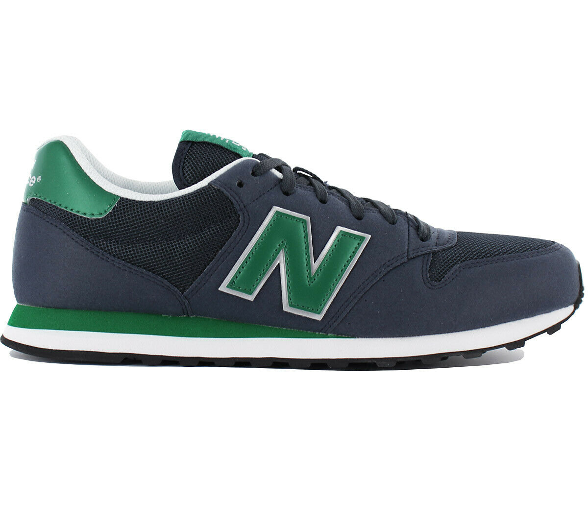 NEW Balance Classics 500 Mens Trainers shoes Navy bluee GM500NSG Sneakers NEW