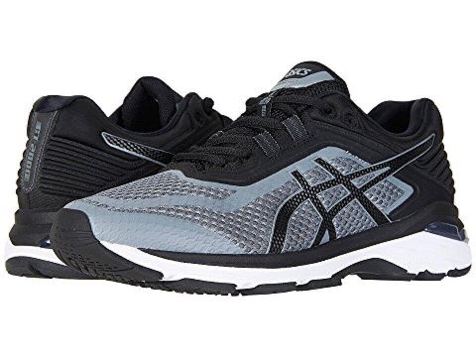 ASICS T805N.1190 GT-2000™ 6 Mn's (M) Stone Grey/Black Mesh Running Shoes