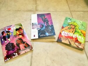 Snotgirl-Vol-1-Bingo-Love-Black-Science-Vol-1-Graphic-Novel-Lot-Comic-Book