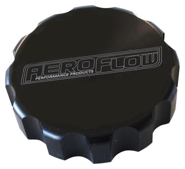 Aeroflow Radiator Cap Cover Large Style Cap Black AF463-0042BLK