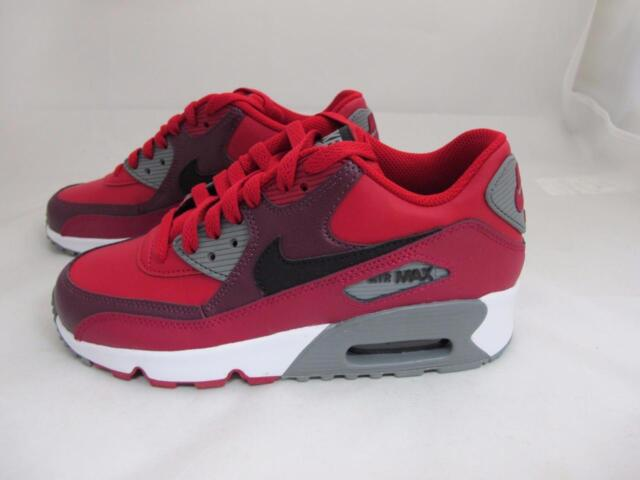 NEW JUNIORS NIKE AIR MAX 90 LTR 833412 601