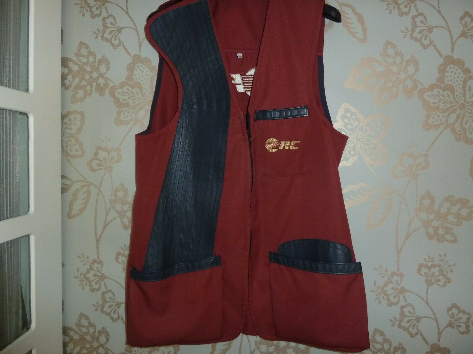 'RC' Clay Pigeon Shooting Vest Coat