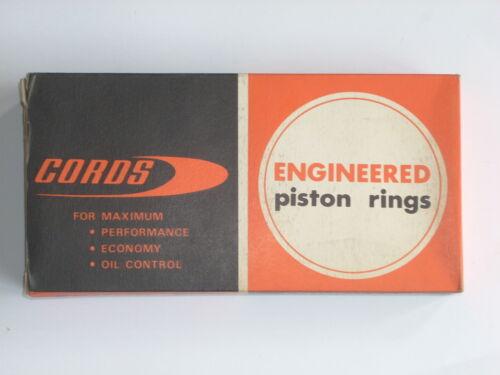 020 piston ring set Vauxhall VICTOR 101 1594c VX4 90 1964-67 Bedford CA 1964-69