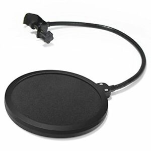 InnoGear-Microphone-Pop-Filter-Swivel-with-Double-Layer-Sound-Shield-Guard-Wind