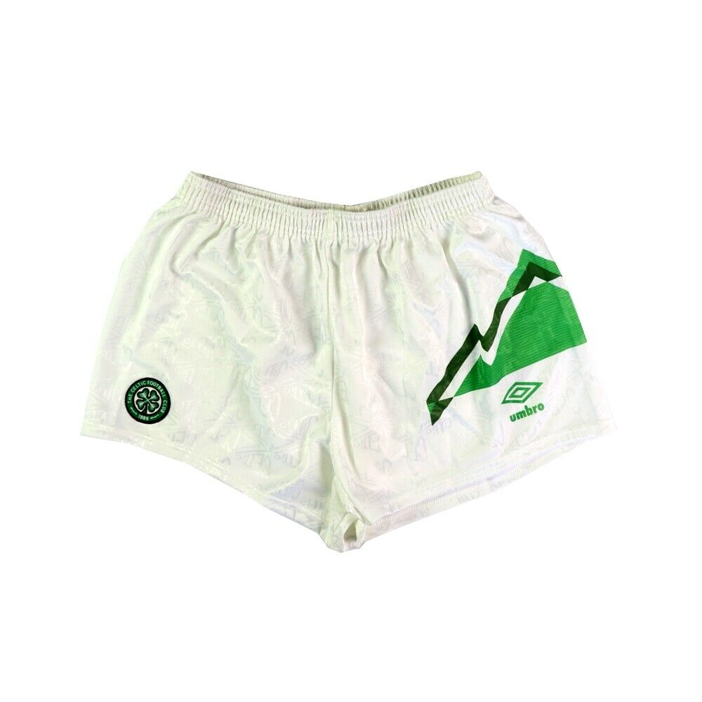 199192 Celtic Pantaloncini Home  XL Nuovi  SHIRT MAILLOT TRIKOT