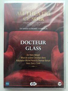 AU-THEATRE-CE-SOIR-034-Docteur-Glass-034-DVD-NEUF-SOUS-BLISTER-Darry-Cowl