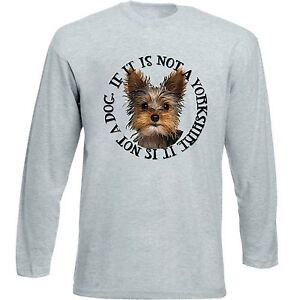YORKSHIRE-TERRIER-IF-IT-IS-NOT-NEW-COTTON-GREY-TSHIRT