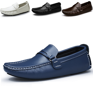 casual shoes new men's genuine leather casual shoes