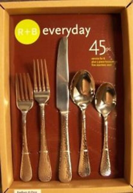 Reed /& Barton Whitley  stainless set of 2 Teaspoons