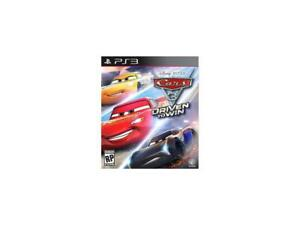 Cars 3 Driven To Win Playstation 3 883929589043 Ebay