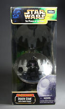 STAR WARS POWER OF THE FORCE 2 COMPLETE GALAXY DEATH STAR WITH DARTH VADER