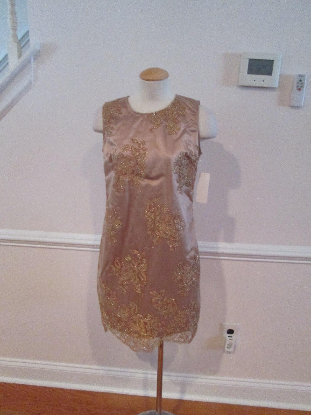 Boston proper lace dress was   Rosa Gold 2